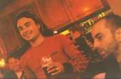 Dani avec un biere