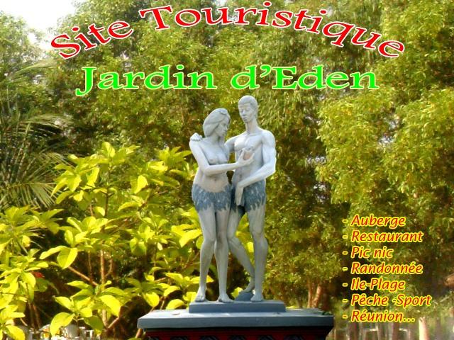 Jardin d 39 eden for Jardin zoologique kinshasa