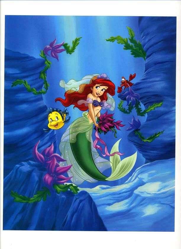 La Petite Sirène ARIELTRRRRRRRRRRROOPBELLE!
