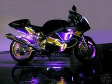 tuning moto led