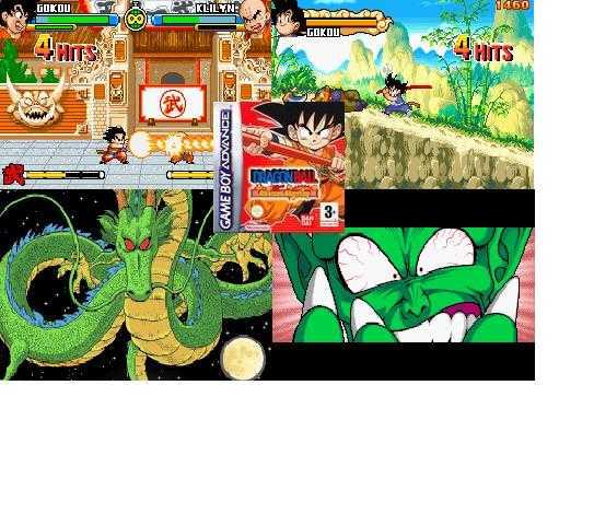 dragon ball sangoku contre tenshinhan deuxième rencontre
