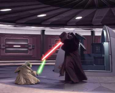 Yoda Tod